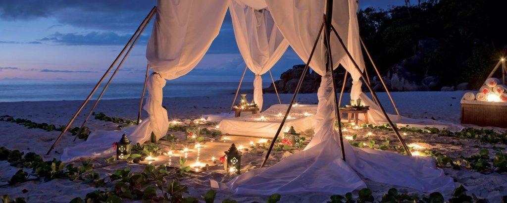 Honeymoon page