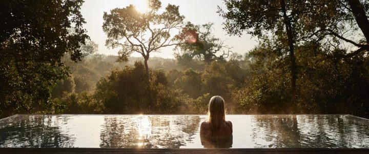 Royal Malawane Safari Lodge. Client: The Royal Portfolio. Art director: Paul Duncan. Stylist: Nathalie Williams.